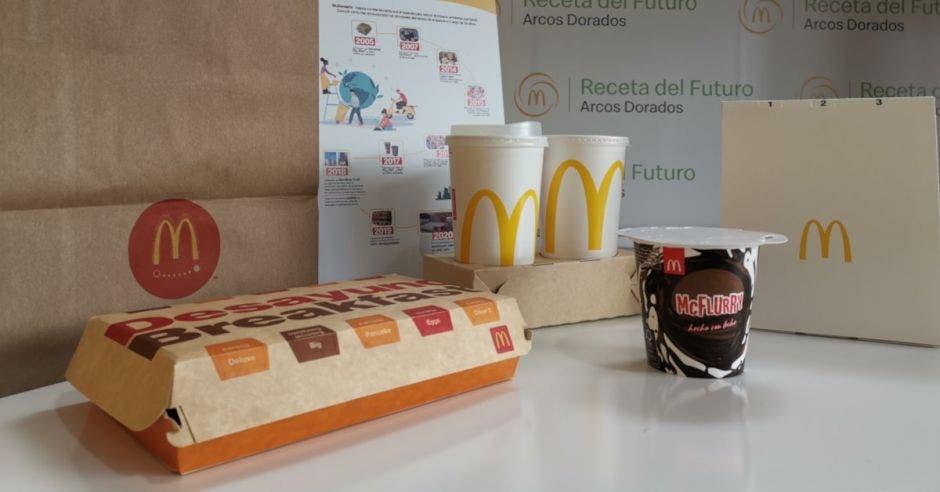 Empaques McDonalds