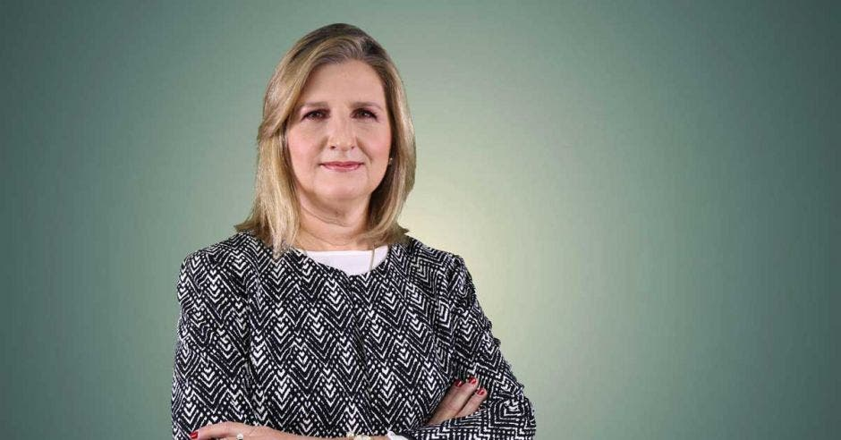 Emilia Navas, fiscala general. Archivo/La República