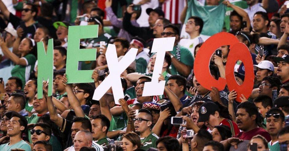 Mexico afición