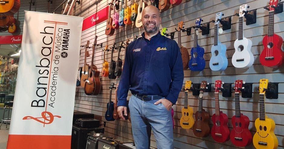 Jan Thalman, director de la Academia de Música Bansbach