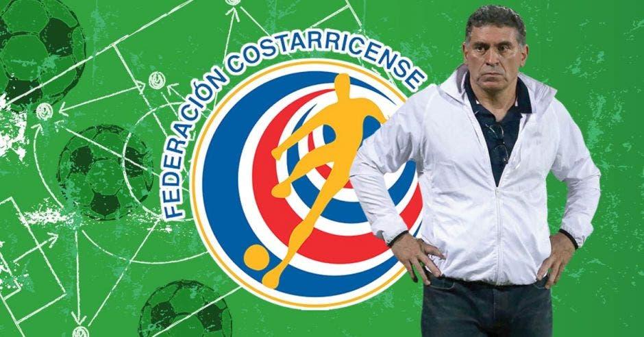 Luis Fernando Suárez, nuevo técnico de la Tricolor.
