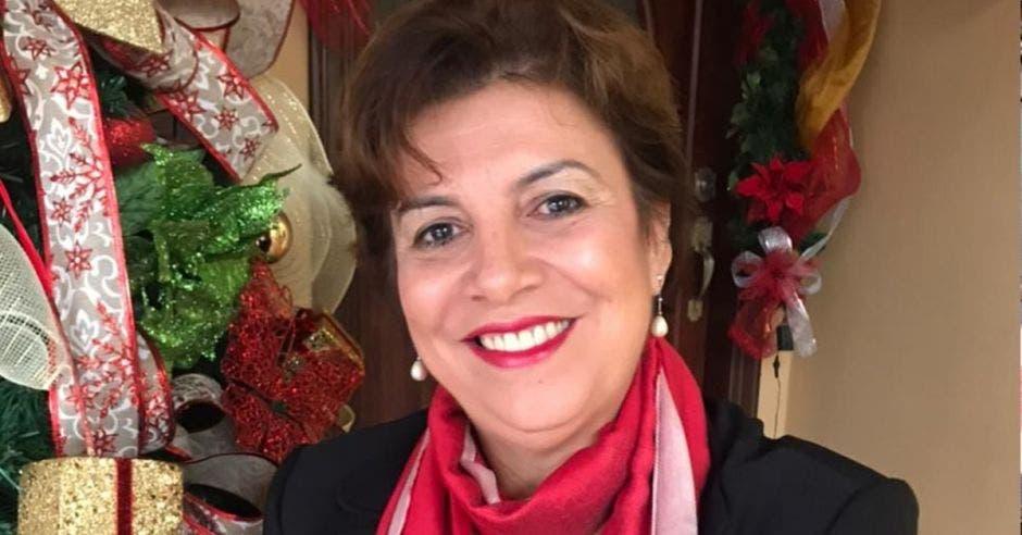 Martha Zamora. Archivo/La República