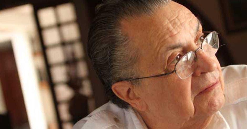 Abel Pacheco, expresidente. Archivo/La República.