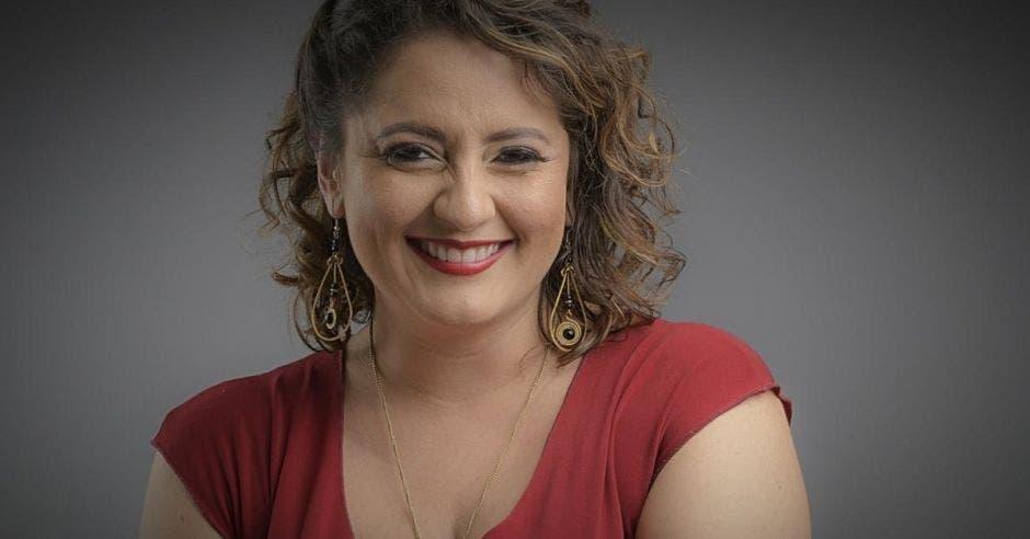 Marysela Zamora, directora de la Compañía Nacional de Teatro.