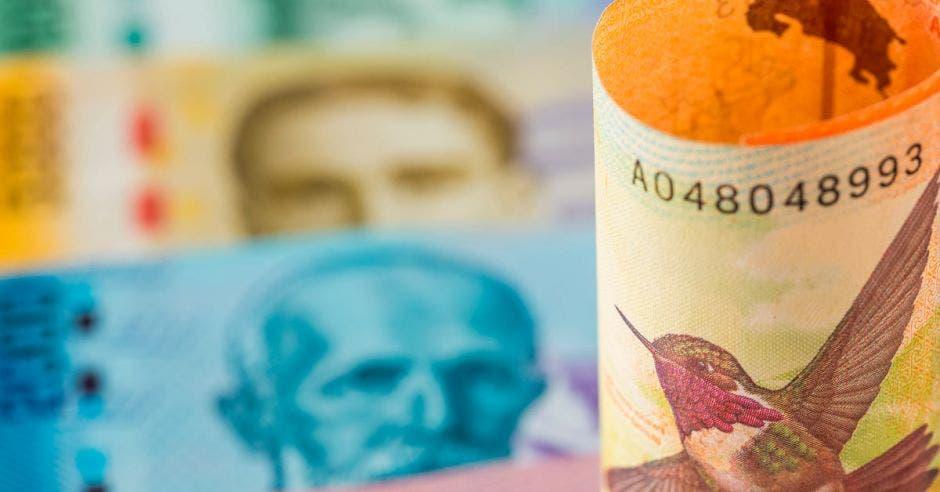 Dinero costarricense