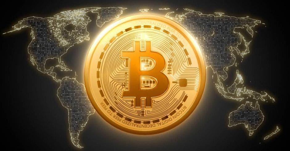 Bitcoin frente a mundo