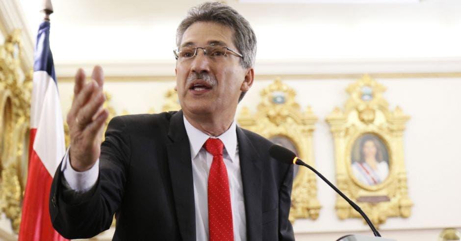 Welmer Ramos, precandidato del PAC. Archivo/La República