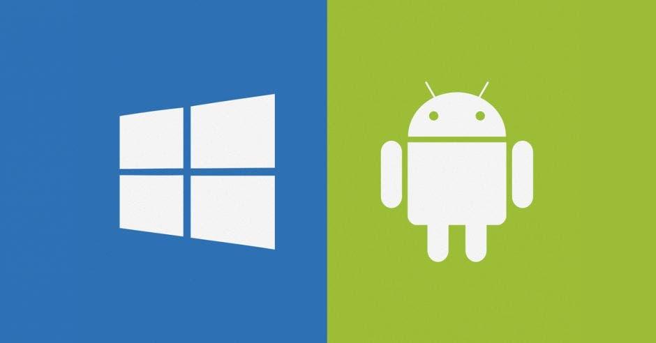 Windows y Android