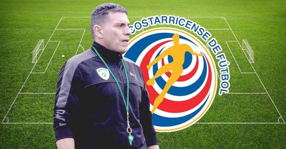 El técnico colombiano ya pisa zacate