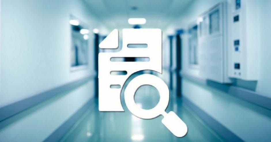 pasillo de hospital