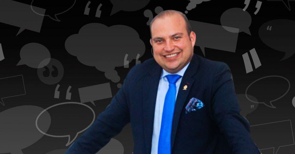 Pablo Heriberto Abarca, jefe de fracción de la Unidad. Archivo/La República.