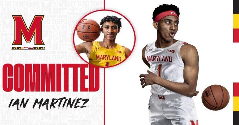 tico basket Ian Martinez