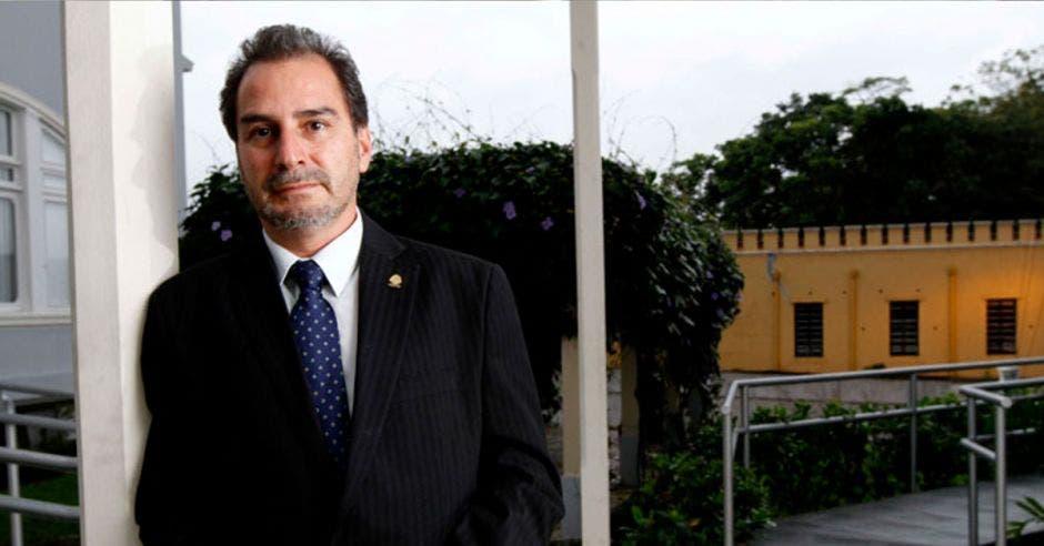 Marvin Atencio, secretario de Siprocimeca. Archivo/La República.