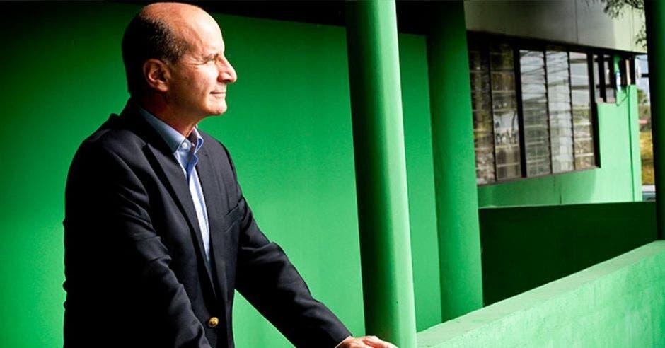 José María Figueres candidato presidencial del PLN