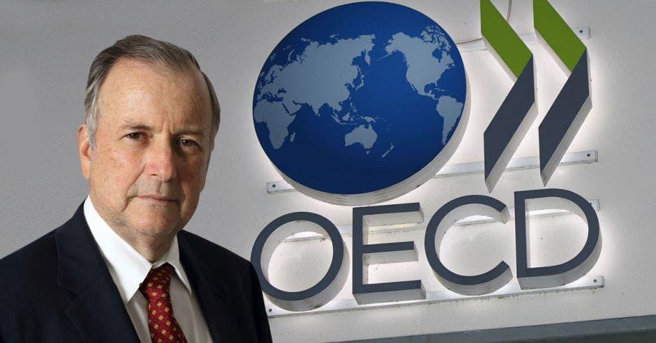 Ottón Solís, representante de Costa Rica en la OCDE