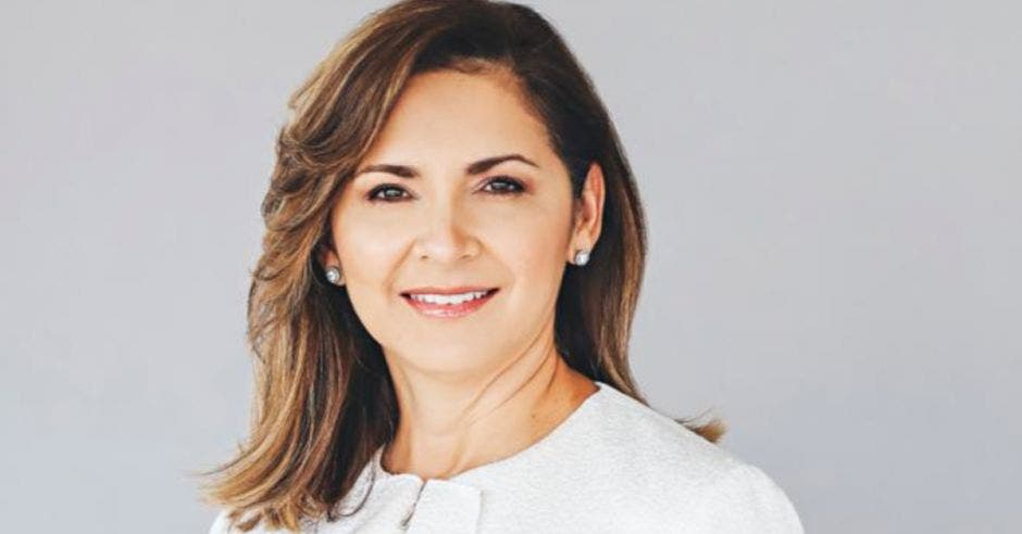 Silvia Hernández, presidenta del Congreso. Archivo/La República.