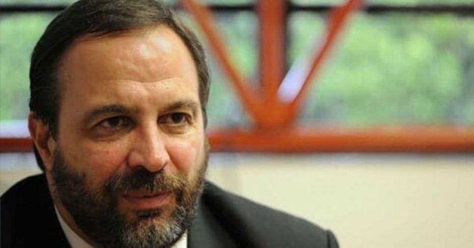 Federico Malavassi, candidato del Partido Unión Liberal. Archivo/La República.