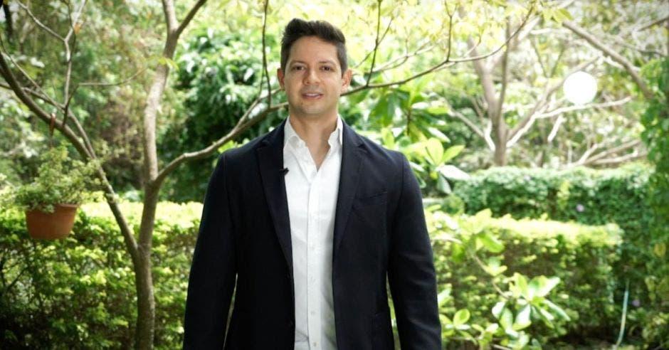 Pereira Villalta, gerente general Centroamérica y Caribe de Genomma Lab.