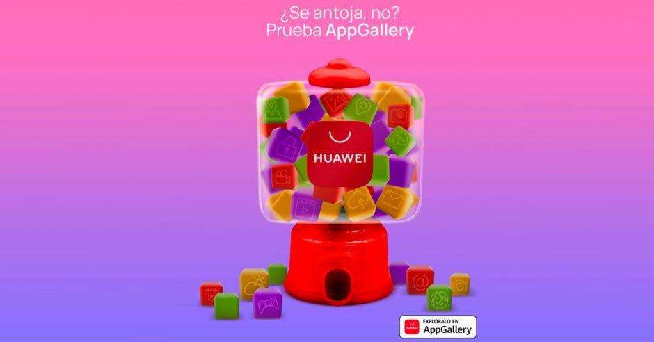 App Gallery, tienda de aplicaciones de Huawei