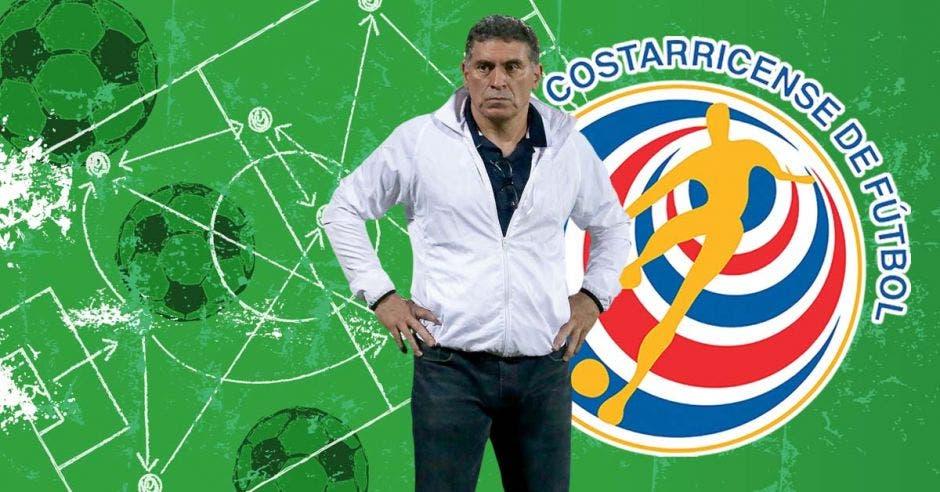 Luis Fernando Suárez, enamorado del ataque cuscatleco.