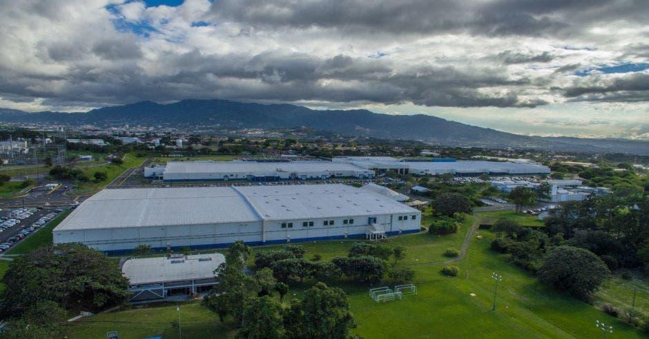 Planta de Intel Costa Rica
