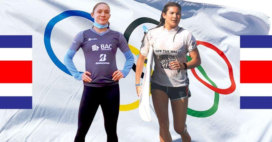 mujeres juegos olímpicos