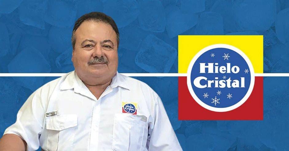 Fabio Chaves, Gerente General de Hielo Cristal