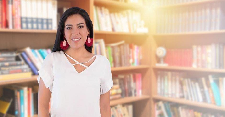 Camila Camacho, gerente de Mercadeo.