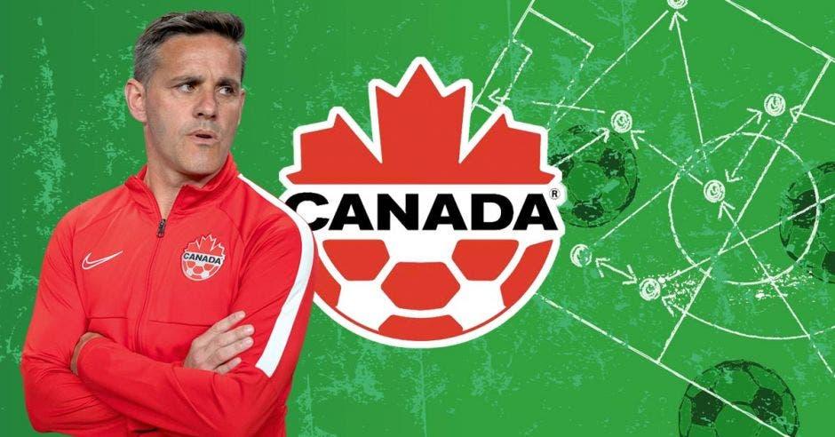 John Herdman, DT de Canadá, sabía cómo borrar a los ticos