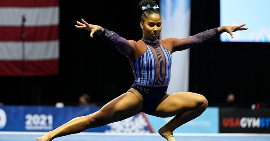 gimnasta juegos olimpicos
