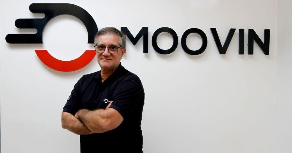 Javier Núñez, CEO de Moovin.