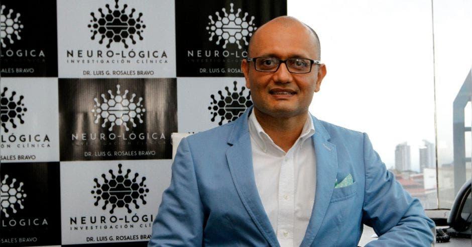 El especialista Luis Rosales