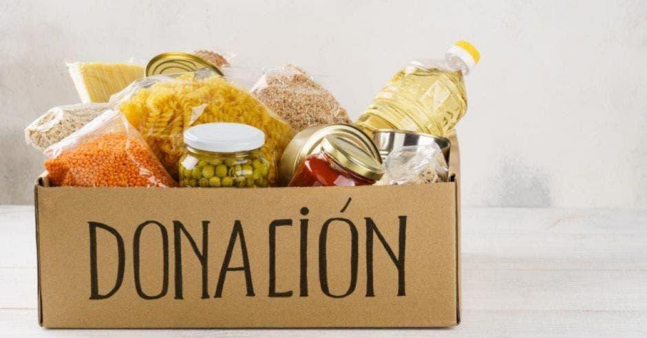 donaciones damnificados UNA