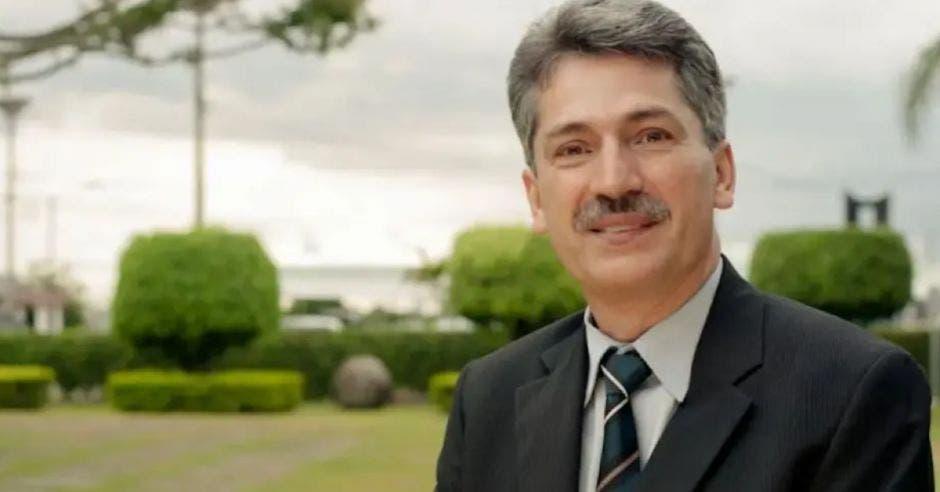 Welmer Ramos, precandidato del PAC, Archivo/La República
