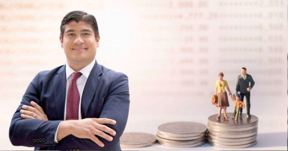 Carlos Alvarado. Archivo/La República.