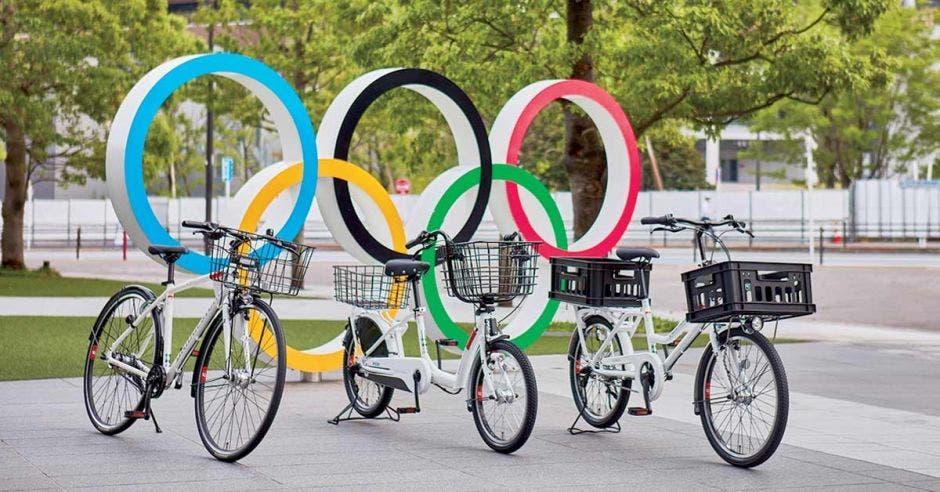 bridgestone bicis juegos olímpicos