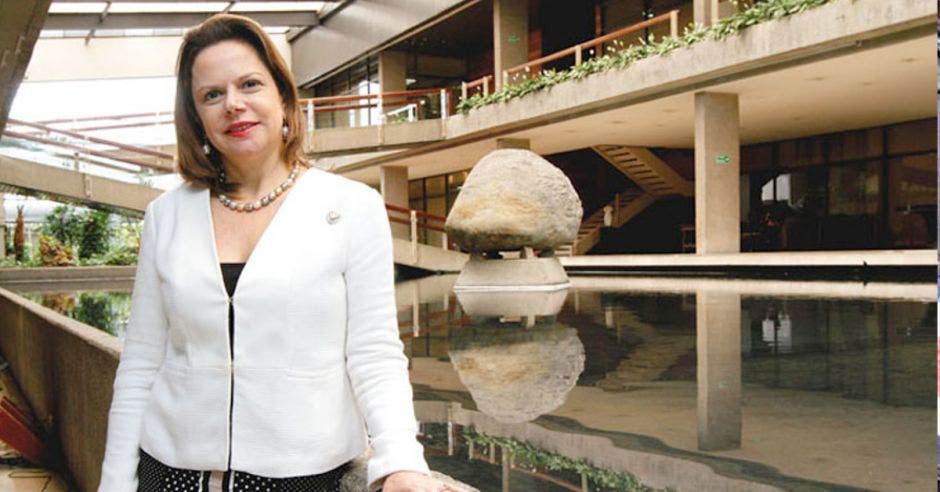 Ana Helena Chacón. Archivo/La República.