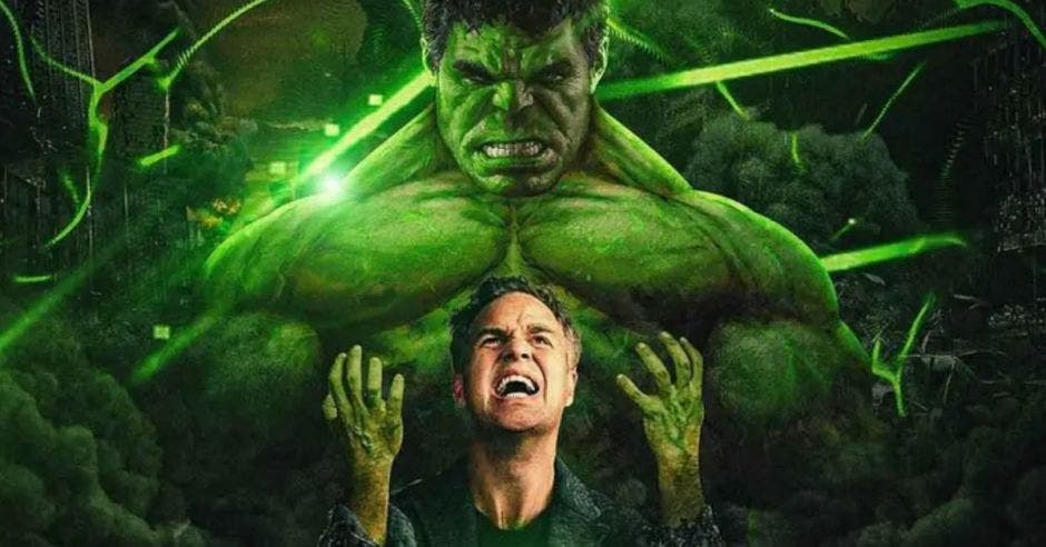 Mark Ruffalo, quien interpreta a Hulk en las películas del Marvel,