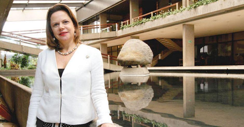 Ana Helena Chacón. Archivo/La República