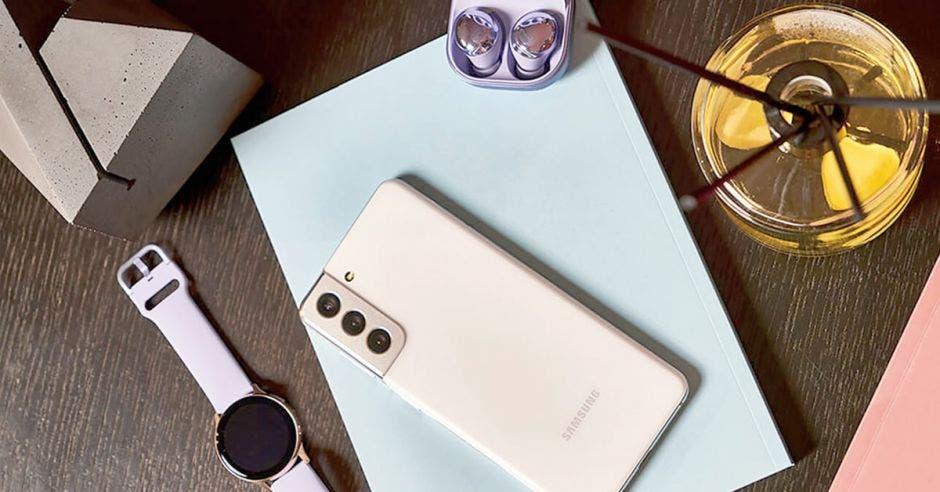 Productos de la Serie Samsung Galaxy