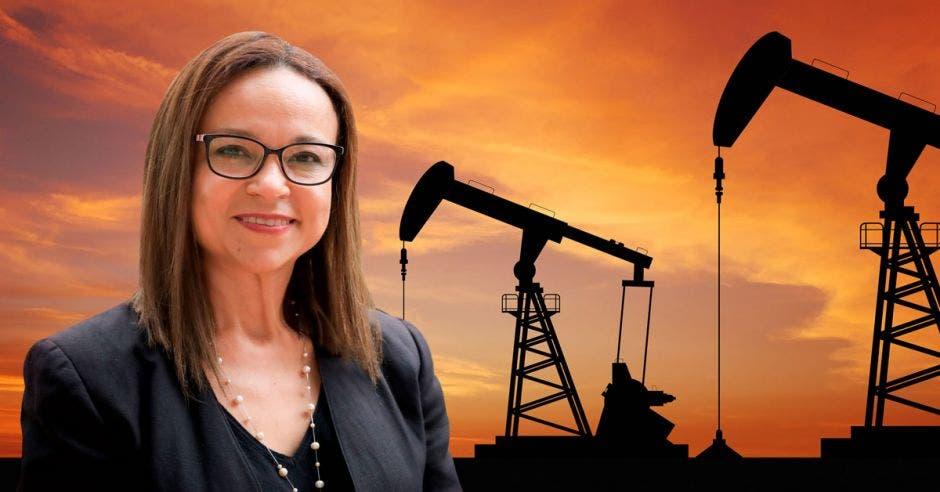 Andrea Meza, ministra de Ambiente y Energía