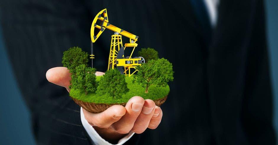 En el congreso se analiza una ley para prohibir la exploración de gas y petróleo de por vida debido a su impacto ambiental. Shutterstock/La República.