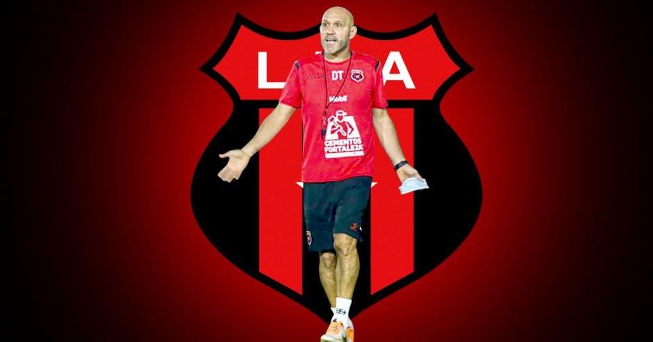 Luis Antonio Marín regresó al club de sus amores