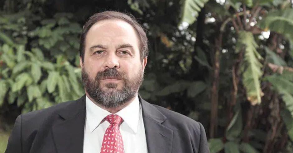 Federico Malavassi, candidato de Unión Liberal. Archivo/La República