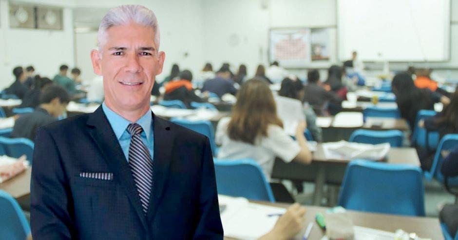 Carlos Arias, director ejecutivo de JUPEMA.