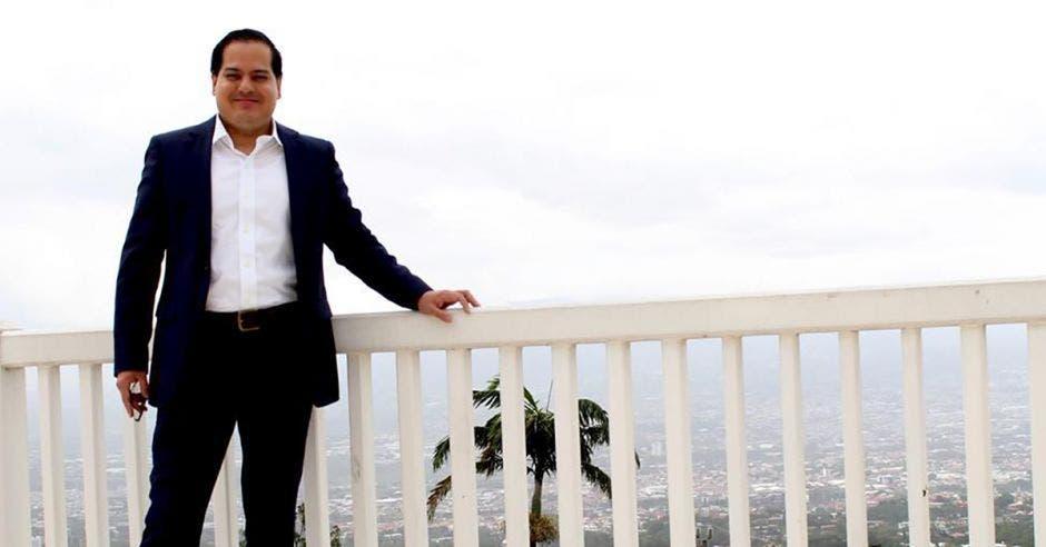 Pedro Soto, gerente de Fogo