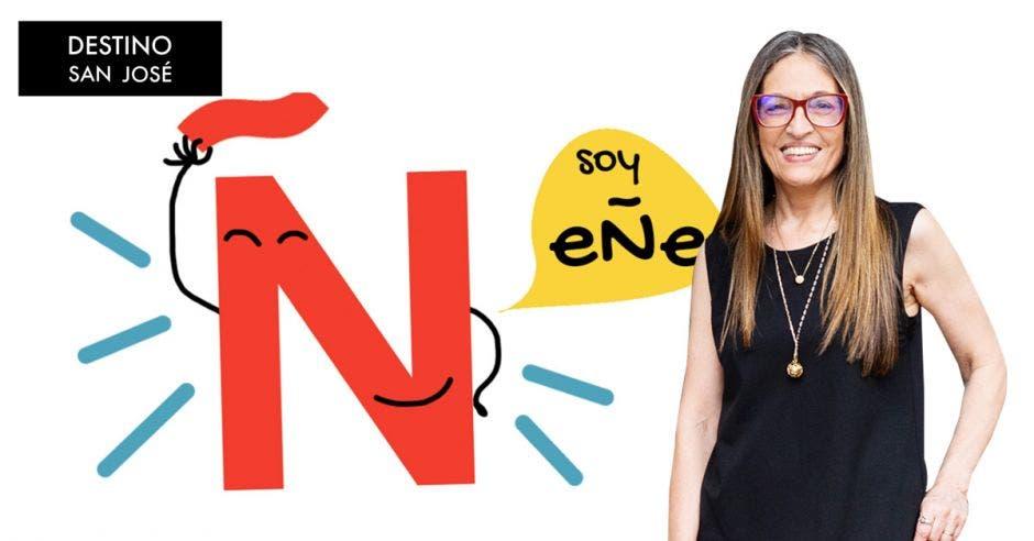 Liliana Tagini, propietaria Tienda eÑe. Cortesía/La República.