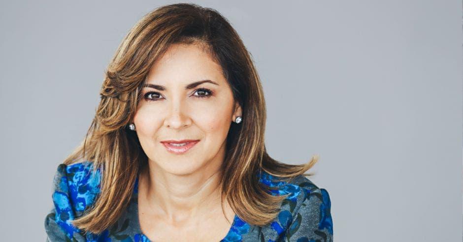 Silvia Hernández, presidente del Congreso. Archivo/La República.