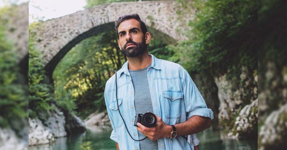 Rubén Salgado, fotógrafo y explorador de National Geographic