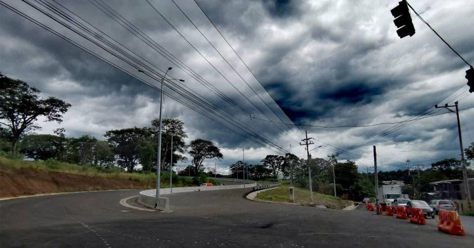 Foto del nuevo ingreso a Barreal de Heredia